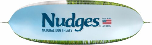 Nudges Jerky Cuts Natural Beef Dog Treats Perspective: bottom