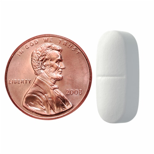 Nature Made Calcium 750 mg+D+K Tablets Perspective: bottom