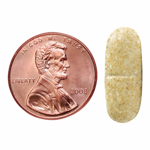 Nature Made® Multivitamin For Her Tablets Perspective: bottom