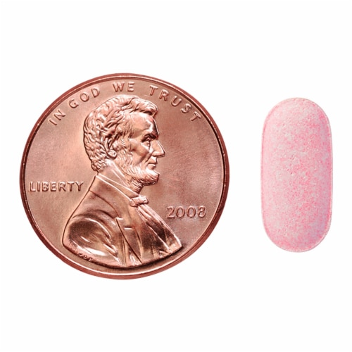 Nature Made® Vitamin B-12 Tablets 2500mcg Perspective: bottom