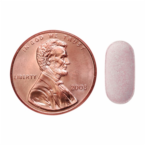 Nature Made B12 Time Release Tablets 1000mcg Perspective: bottom