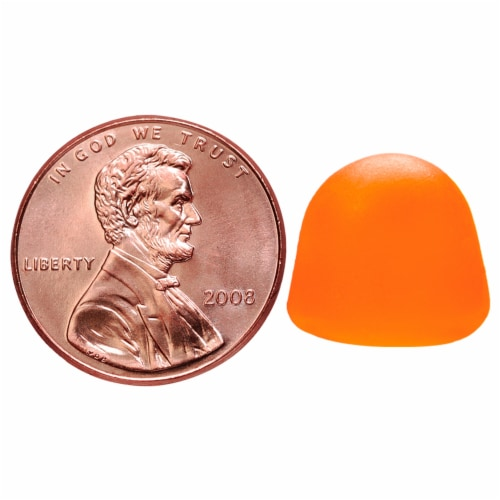 Nature Made® Vitamin D3 Strawberry Peach and Mango Flavored Gummies Value Size 50mcg Perspective: bottom