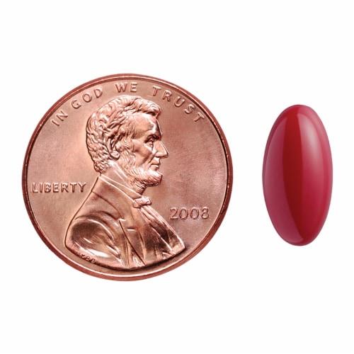 Nature Made® Hair Skin and Nails Biotin Softgels 2500mcg Perspective: bottom