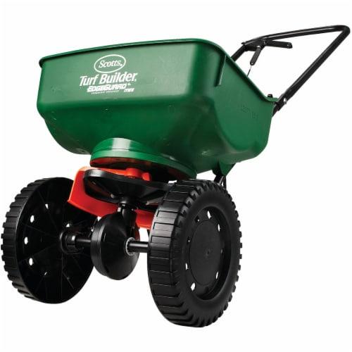 Scotts® Turf Builder EdgeGuard Mini Spreader - Green Perspective: bottom