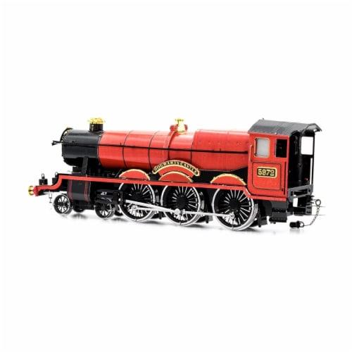 Fascinations Harry Potter Hogwarts Express Train 3D Metal Model Kit Perspective: bottom