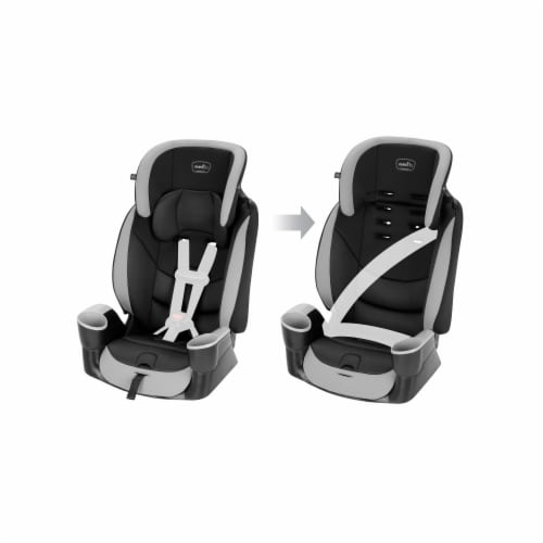 Evenflo Maestro Forward Facing Sport Harness Toddler Child Booster Car Seat Perspective: bottom