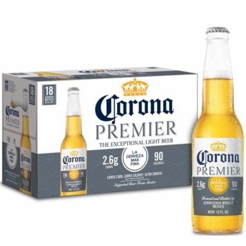 Corona® Premier Beer Perspective: bottom
