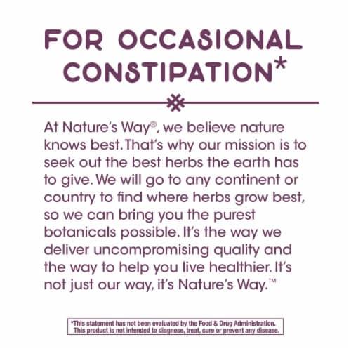 Nature's Way® Naturalax 3 with Aloe Vera Capsules Perspective: bottom