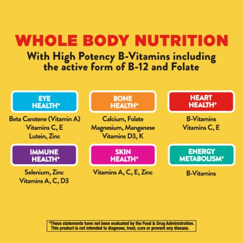 Nature's Way Alive! Whole Food Energizer Capsules Perspective: bottom