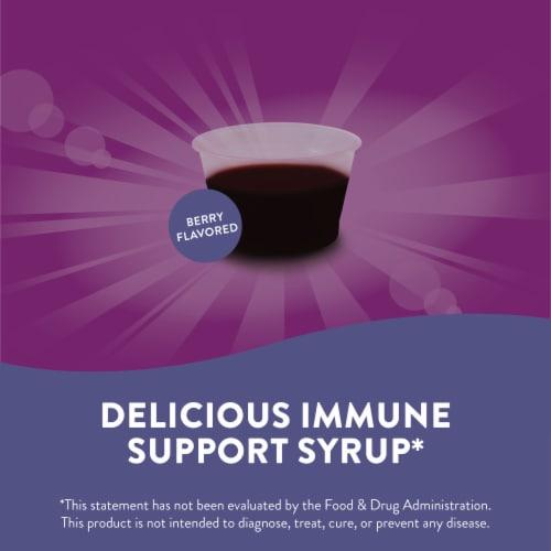 Nature's Way Sambucus Immune Elderberry Syrup Perspective: bottom