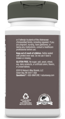 Nature's Way® Super Thisilyn Advanced Detox Vcaps Perspective: bottom