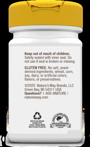Nature's Way Alpha Lipoic Acid + Rosemary Capsules Perspective: bottom