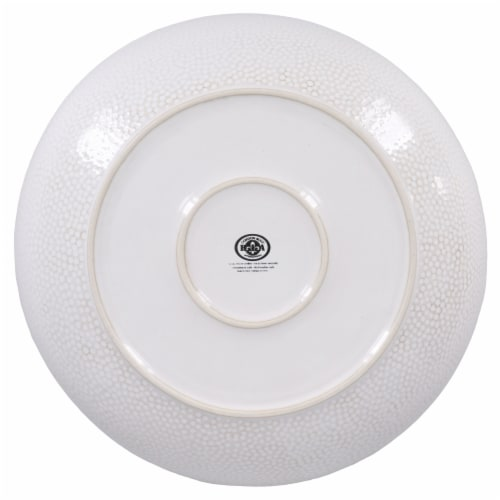 BIA Cordon Bleu Serene Serving Bowl - Crème Perspective: bottom