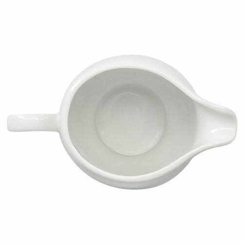 BIA Cordon Bleu Bistro Covered Sugar Bowl and Creamer Set - Porcelain Perspective: bottom