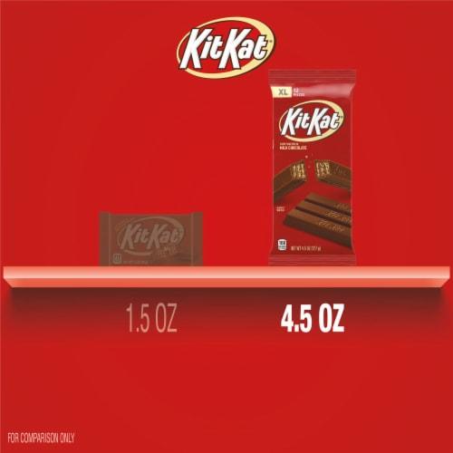 Kit Kat® XL Milk Chocolate Crisp Wafer Candy Bar Perspective: bottom