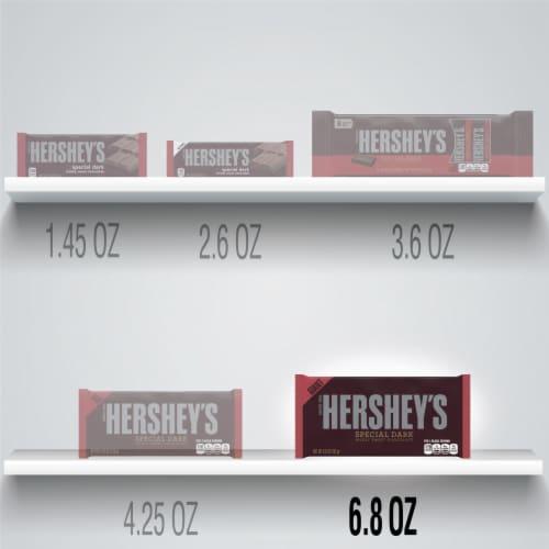 Hershey's Special Dark Chocolate Bar Perspective: bottom