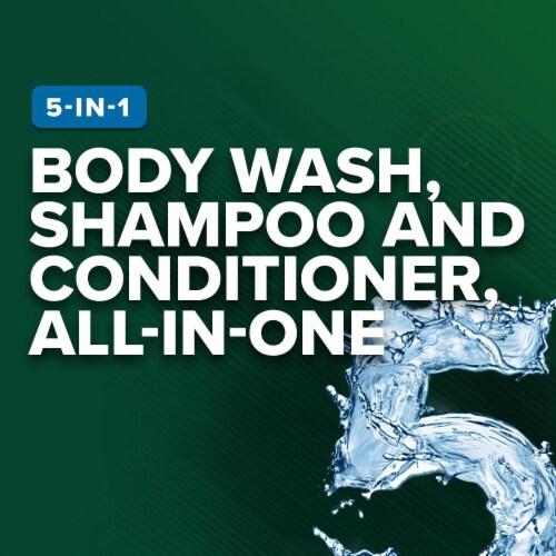 Irish Spring 5-In-One Body Wash & Shampoo Perspective: bottom