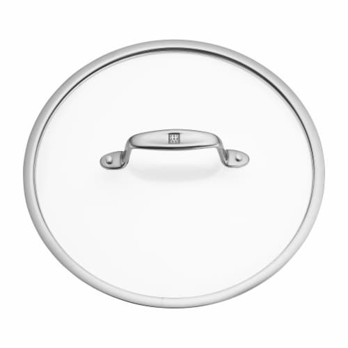ZWILLING Clad CFX 4.5-qt Stainless Steel Ceramic Nonstick Perfect Pan Perspective: bottom