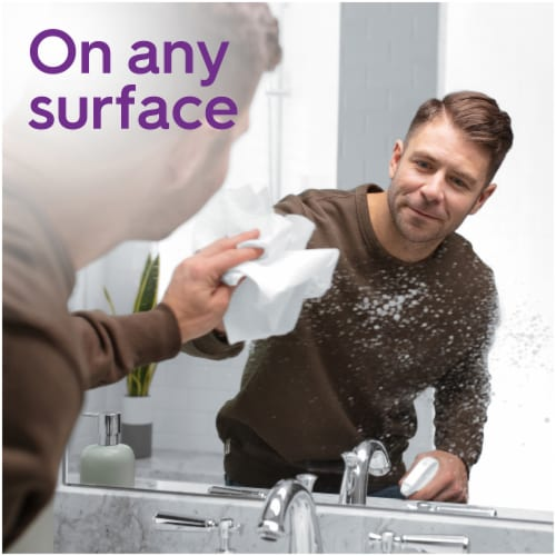 Viva Multi-Surface Cloth Choose-A-Sheet Paper Towels Perspective: bottom