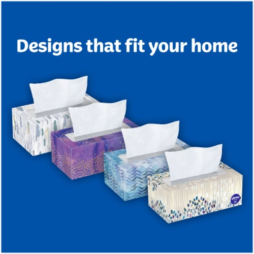 Kleenex Ultra Soft Facial Tissues Perspective: bottom