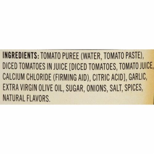 Bertolli Olive Oil Tomato Pasta Sauce Perspective: bottom