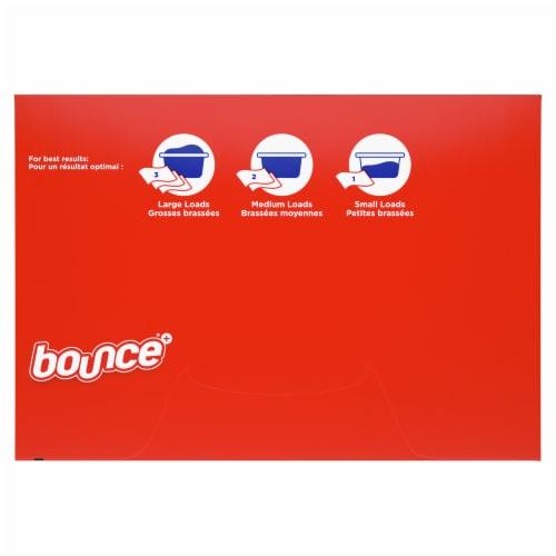Bounce Sport Odor Defense Febreze Freshness Dryer Sheets Perspective: bottom