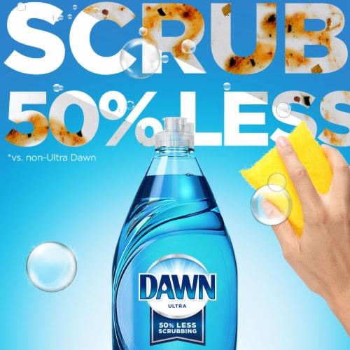 Dawn® Ultra Original Scent Dish Soap Perspective: bottom
