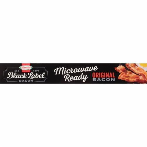 Hormel® Black Label® Microwave Ready Original Bacon Perspective: bottom