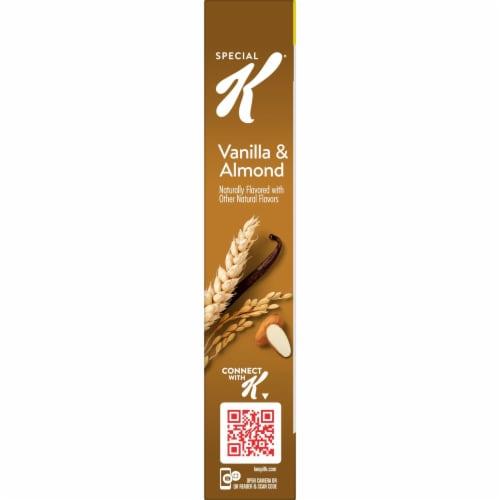 Kellogg's Special K Vanilla & Almond Cereal Perspective: bottom