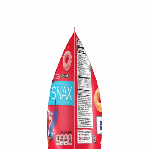 Fruit Loops Jumbo Snax Cereal Perspective: bottom