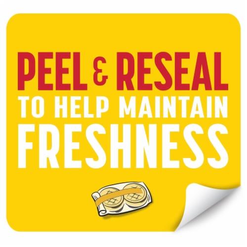 Kellogg's Eggo Frozen Breakfast Waffles Homestyle Family Pack Perspective: bottom