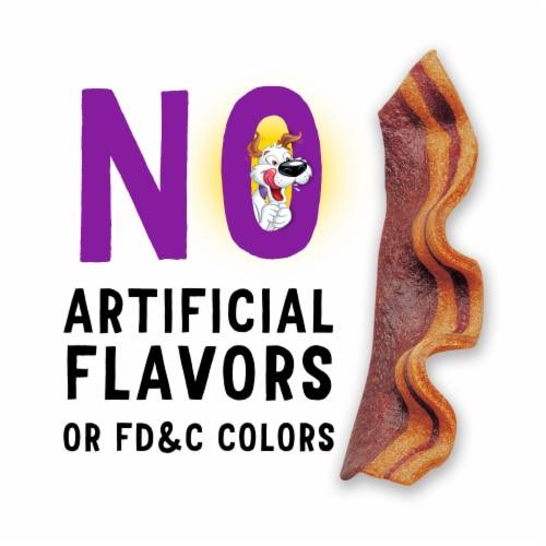 Purina Beggin' Strips Bacon & Peanut Butter Flavor Dog Treats Perspective: bottom