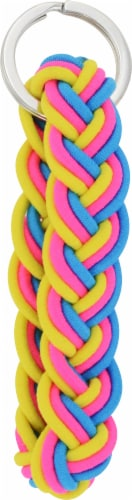 Hillman Woven Wrist Coil Bracelet - Assorted Perspective: bottom