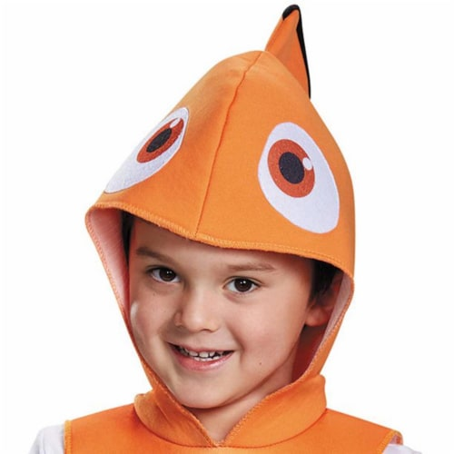 Disguise Nemo Classic Child's Costume - One Size Perspective: bottom