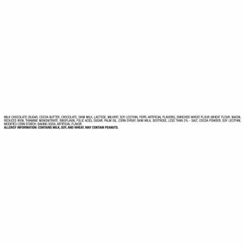 TWIX Caramel Fun Size Chocolate Cookie Candy Bar Perspective: bottom