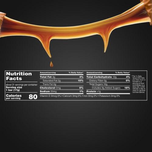 Milky Way® Caramel Milk Chocolate Fun Size Halloween Halloween Candy Big Bag Perspective: bottom