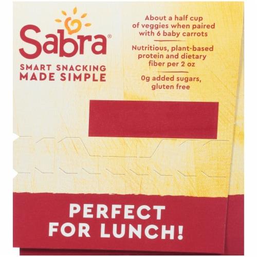 Sabra Classic Hummus Snack Pack Singles Perspective: bottom