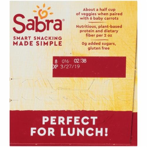 Sabra Singles Roasted Red Pepper Hummus Multi-Pack Perspective: bottom