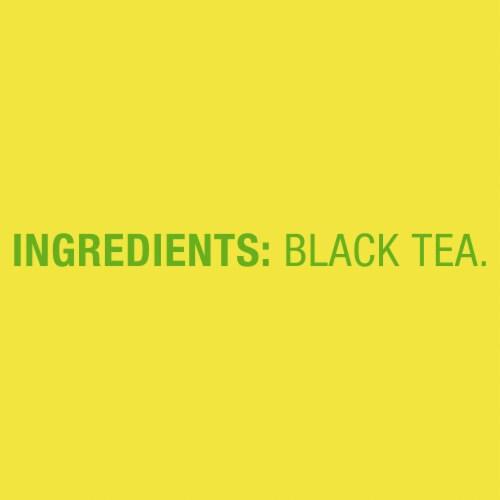 Lipton® Extra Bold Premium Black Tea Bags Perspective: bottom