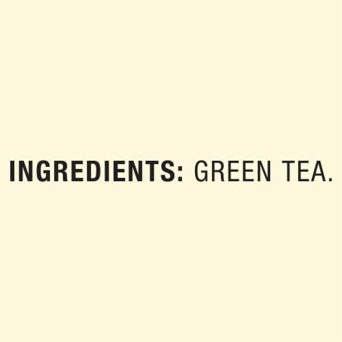 Lipton Natural Green Tea Bags Perspective: bottom