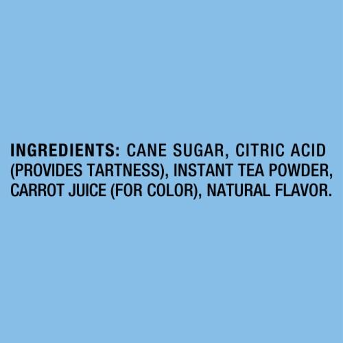 Lipton Sweetened Iced Tea with Lemon Mix Perspective: bottom