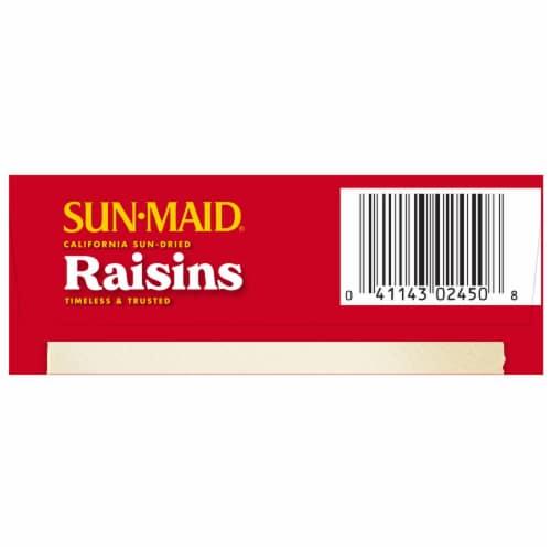 Sun-Maid Natural California Raisins Perspective: bottom