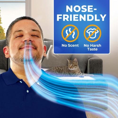 Nasacort Allergy 24-Hour Non-Drowsy Multi-Symptom Relief Nasal Spray Perspective: bottom