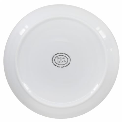 Dash of That™ Whatever Bowl - White Perspective: bottom