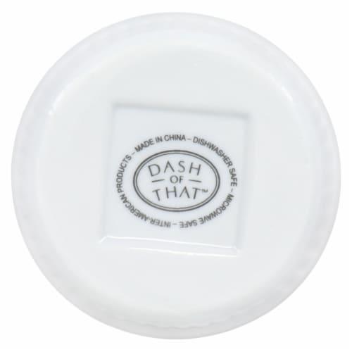 Dash of That™ Ramekin - White Perspective: bottom