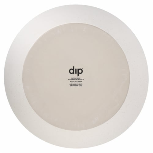 Dip™ 2 Tone Deep Cereal Bowl Perspective: bottom