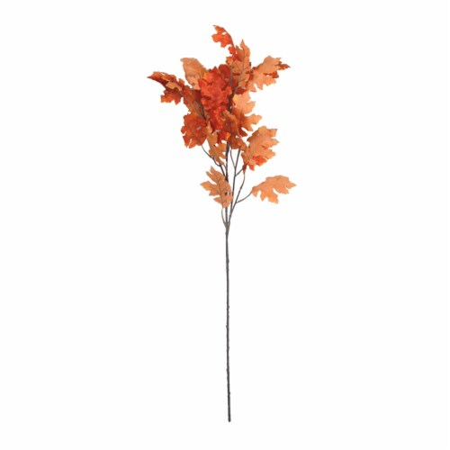 HD Designs Oak Leaves Stems - Assorted Perspective: bottom