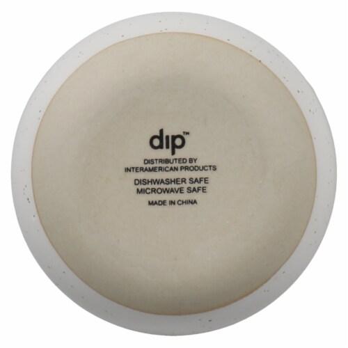 Dip™ Two Tone Tidbit Bowl - Cream Perspective: bottom