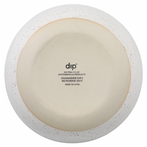 Dip™ Two Tone Fruit Bowl Perspective: bottom