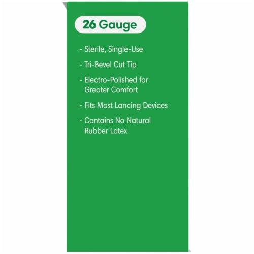 Kroger® HealthPro™ 26 Gauge Twist Lancets Perspective: bottom